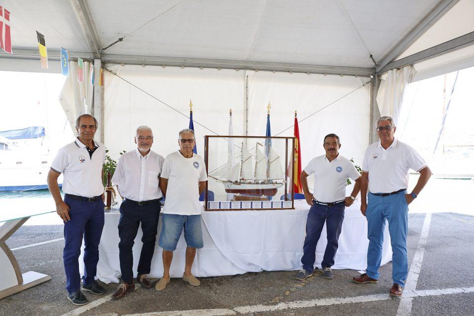 """El Club Náutico Marina Internacional presenta la maqueta del Pailebote """"Pascual Flores"""" 6"""