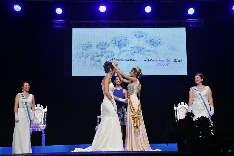 Cira Gualdo se corona como Reina de la Sal en Torrevieja 6