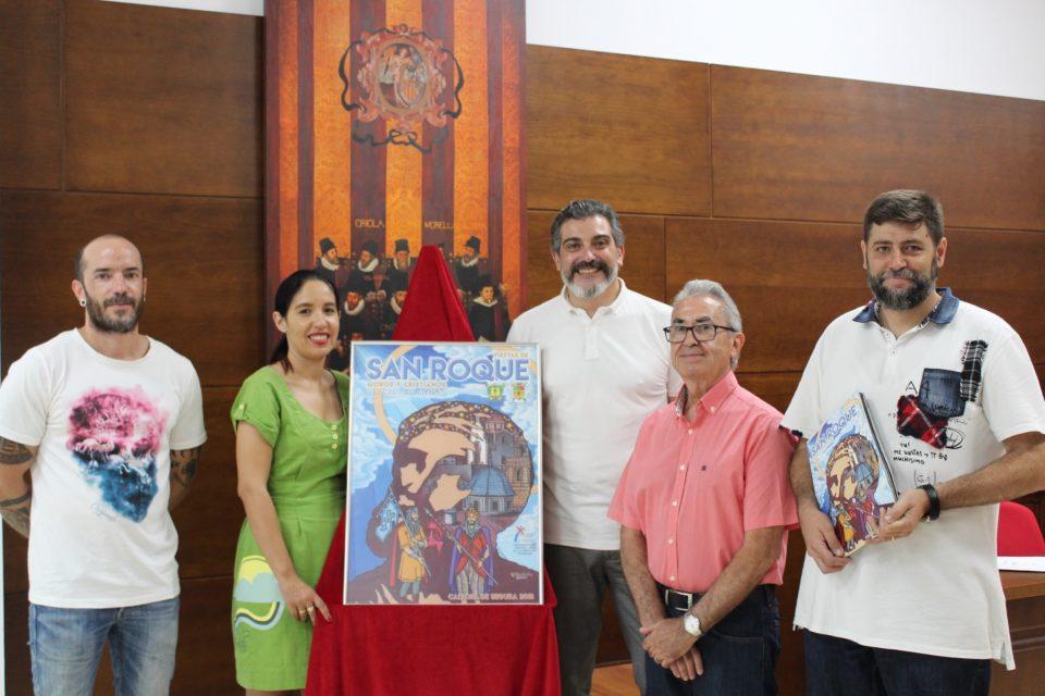 Callosa de Segura presenta la imagen de sus fiestas 2018 en honor a San Roque 6