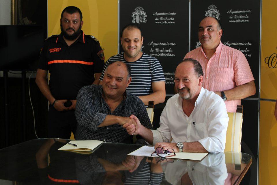 Orihuela y Benferri se unen para garantizar la seguridad de sus vecinos 6