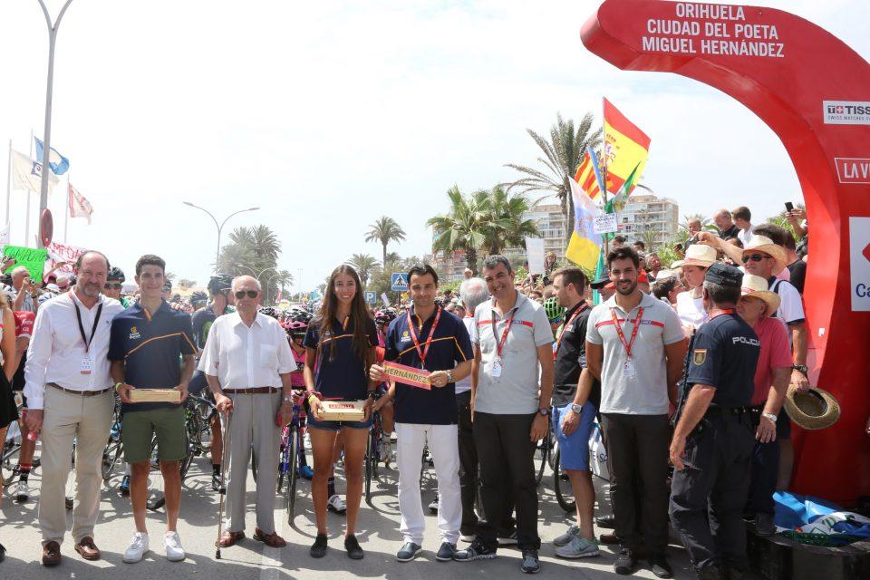 La Vuelta Ciclista España 2019 saldrá desde la provincia de Alicante 6