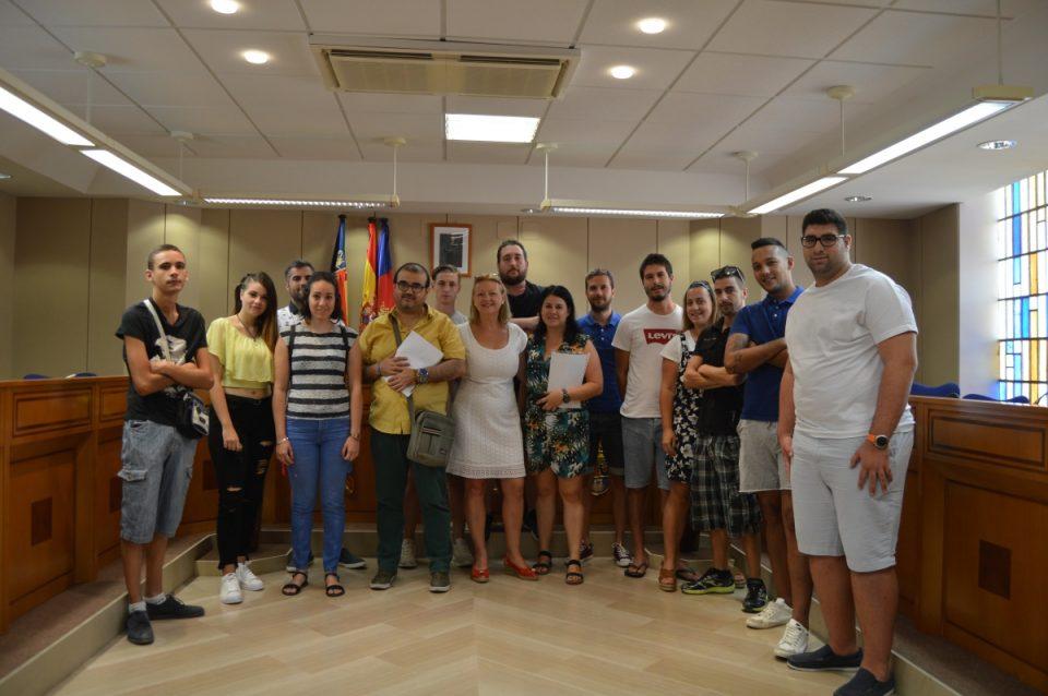 El Ayuntamiento de Albatera contrata a 13 jóvenes a través de dos programas de empleo 6
