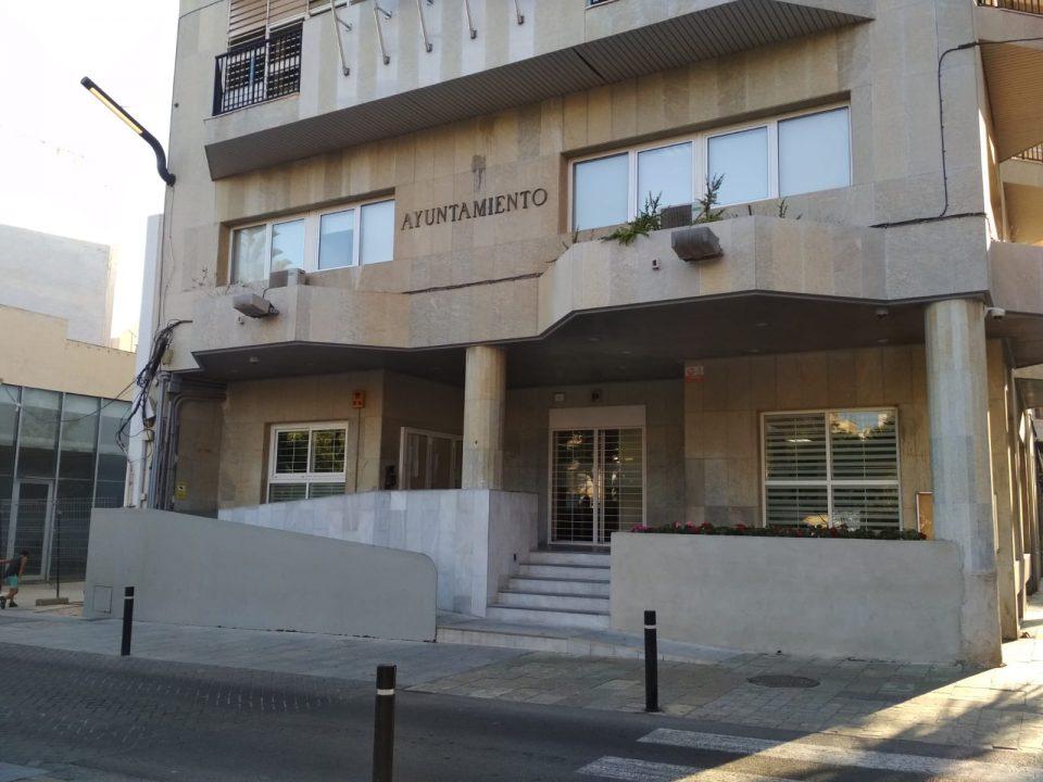 Polémica por la paralización del presupuesto en Torrevieja 6