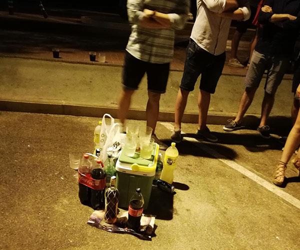 Prohibida la venta de alcohol desde las 20h en Orihuela para evitar botellones 6