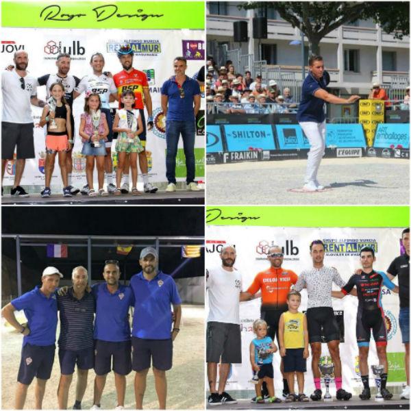 Petanca y ciclismo para abrir las fiestas de San Roque en Callosa de Segura 6