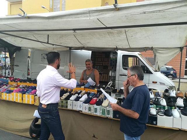 El 5 de septiembre se sortearán los puestos del mercado de los martes de Orihuela en su nueva ubicación 6