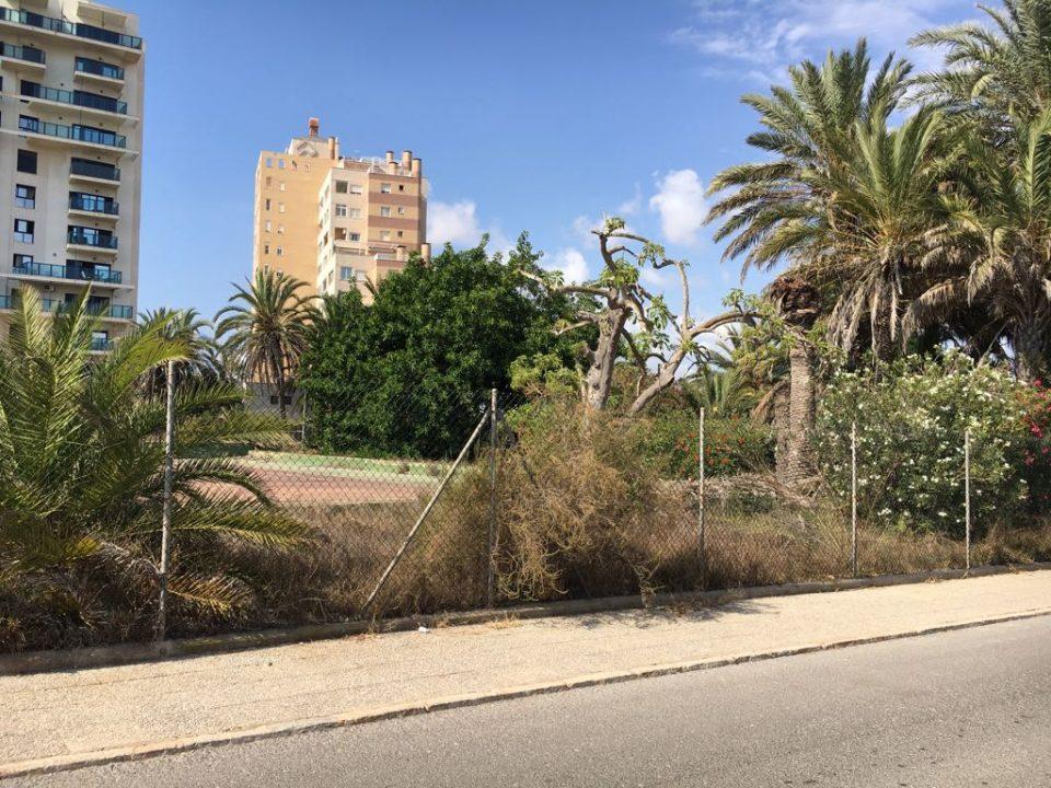 La parcela de La Veleta en Torrevieja albergará un gran Resort 6
