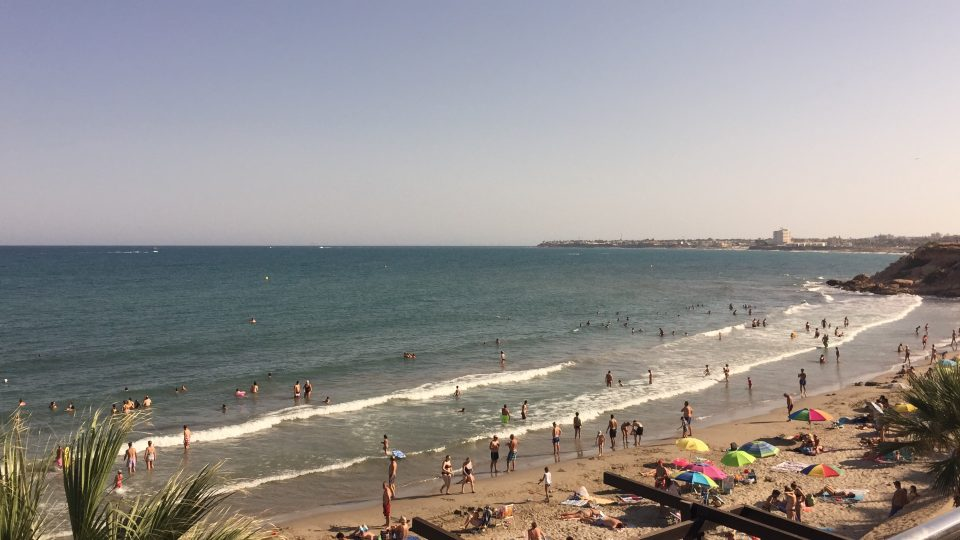 Rescatan un velero a la deriva frente a la costa de Guardamar 6