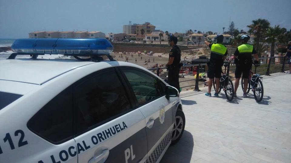 Detenido en Orihuela Costa por quebrantar una Orden de Alejamiento 6
