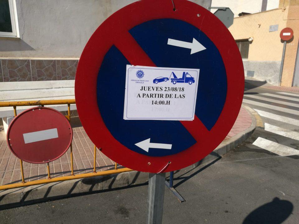 Este jueves se cortará al tráfico la calle principal de Arneva por una prueba ciclista 6