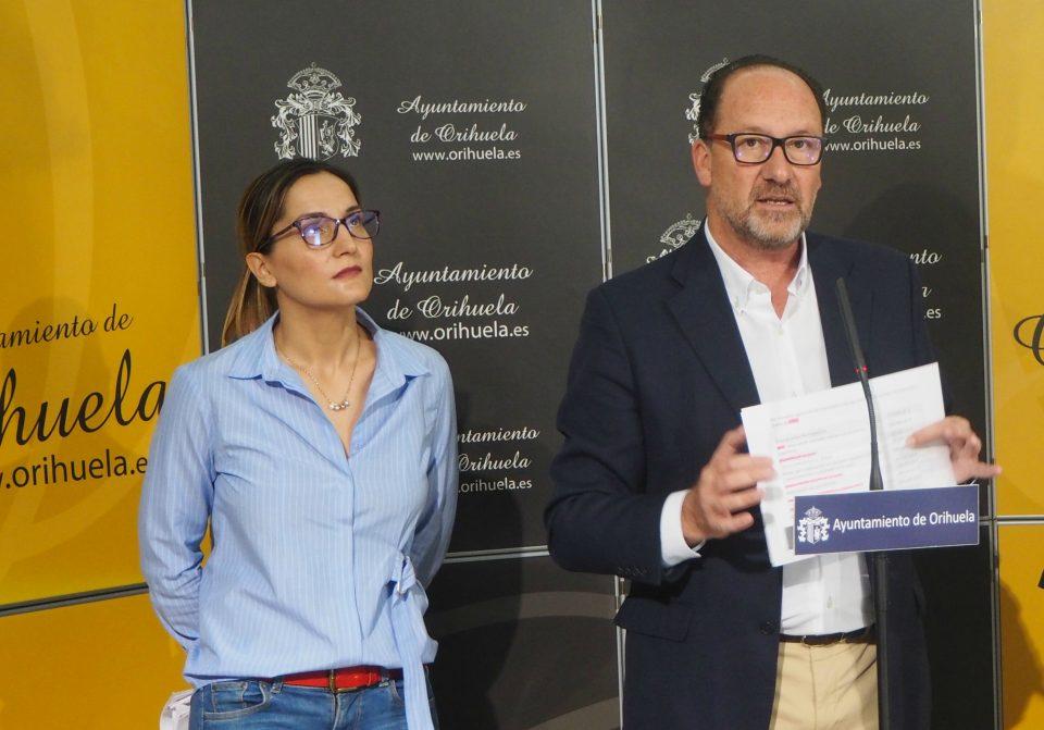 Orihuela prepara un informe con las quejas de sus vecinos 6