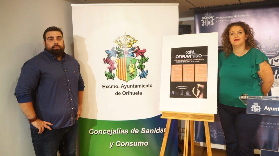 """""""Cafés Preventivos"""" en Orihuela para evitar adicciones 6"""