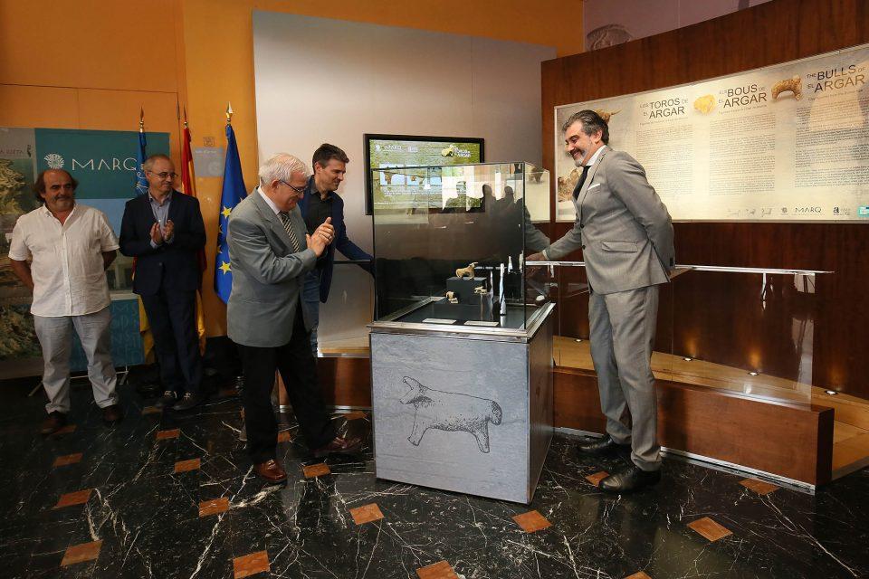 Callosa de Segura presente en el MARQ con piezas de más de 3.500 años 6