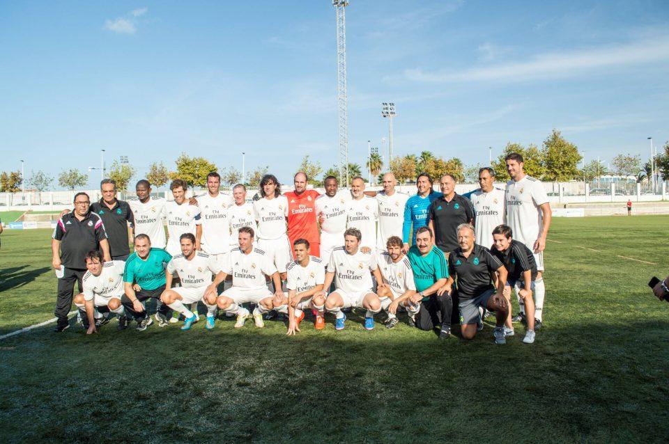 Los veteranos del Madrid sacan músculo en Torrevieja 6