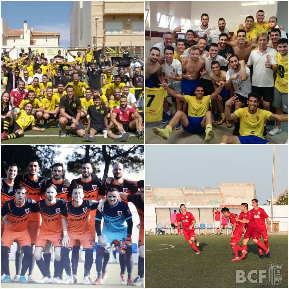 Los favoritos no fallan en el debut de la Segunda Regional 6