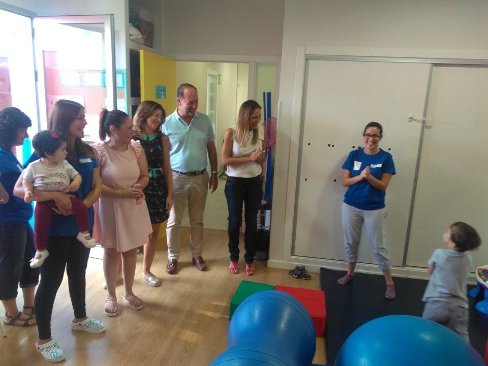El Centro de Atención Temprana de Orihuela celebra el primer aniversario del nuevo servicio 6