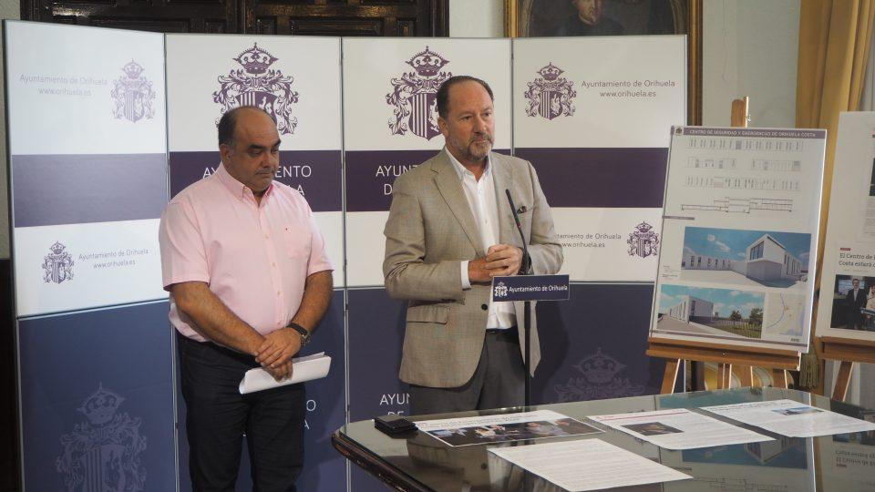 Orihuela reclama a Ximo Puig la ejecución del Centro de Emergencias de la costa 6