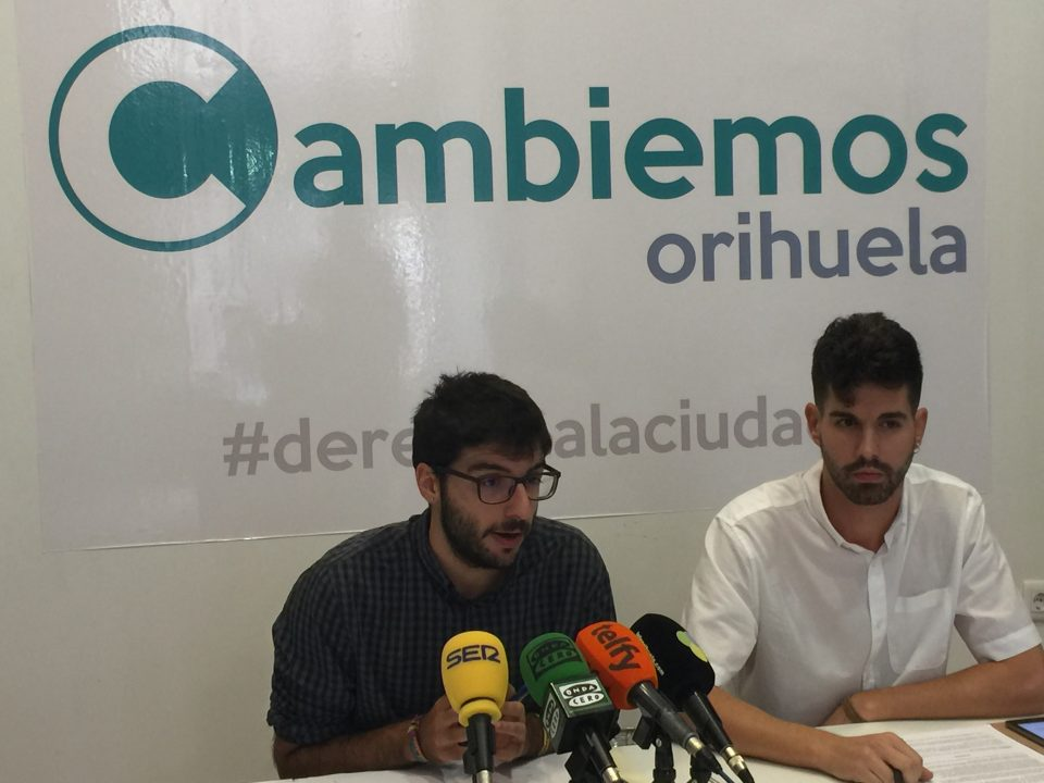 Cambiemos Orihuela y Podemos proponen un Plan de Vivienda Municipal 6