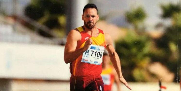 Jorge Sánchez roza la medalla en el Mundial Master de Atletismo 6