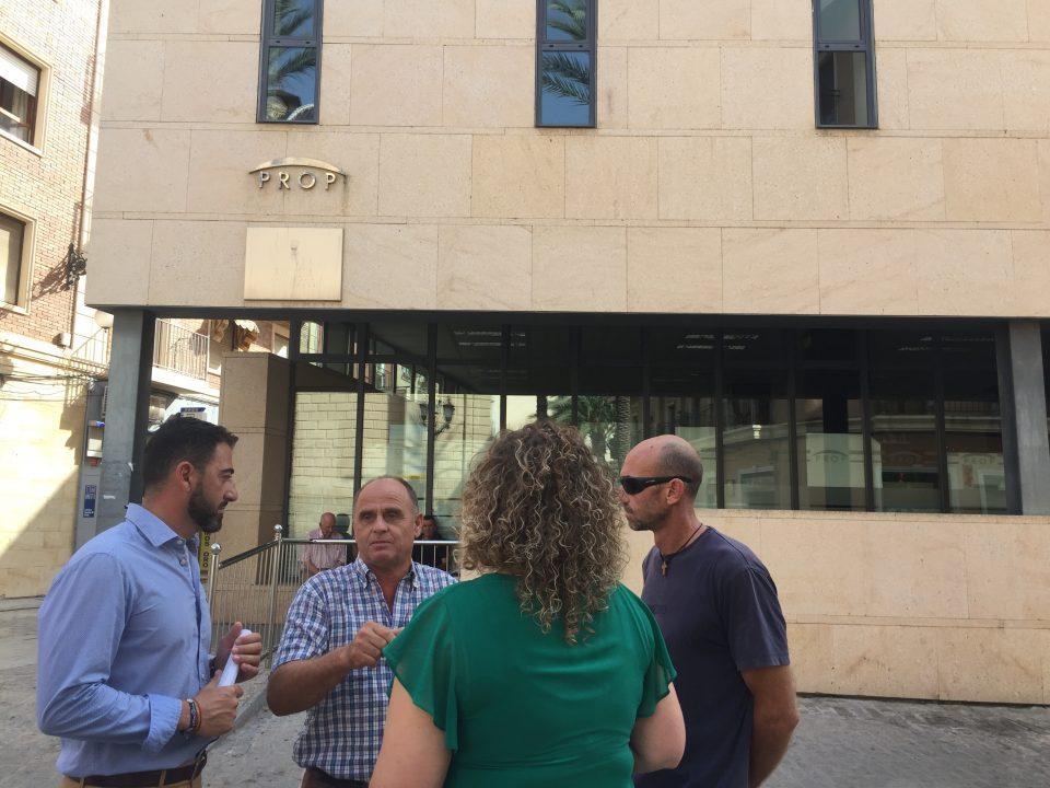 El PP busca apoyos para mantener la Oficina Comarcal Agraria en Orihuela 6