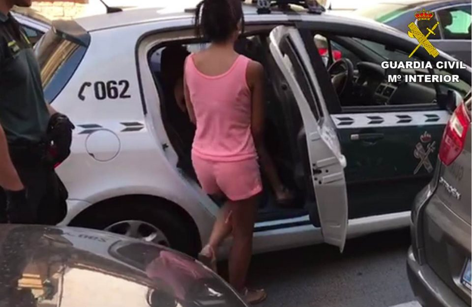 Detenida una familia en Torrevieja por venta de droga a menores 6