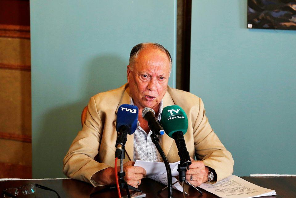 Ramón Torregrosa dimite como presidente del Casino de Torrevieja 6
