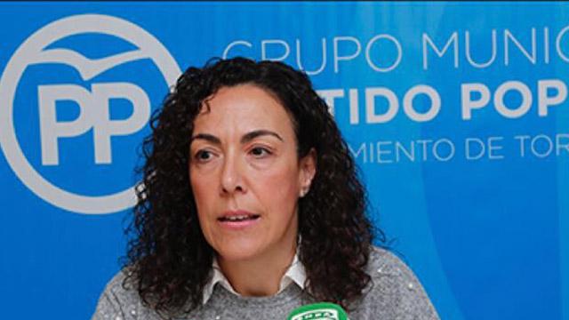 """""""El desprecio no es una respuesta"""" por Rosario Martínez (PP Torrevieja) 6"""