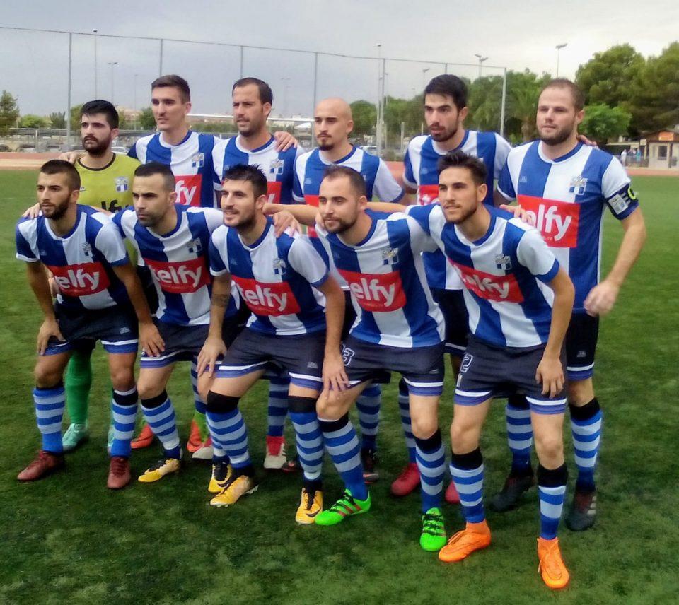 Almoradí y Torrevieja aceleran en la Preferente 6