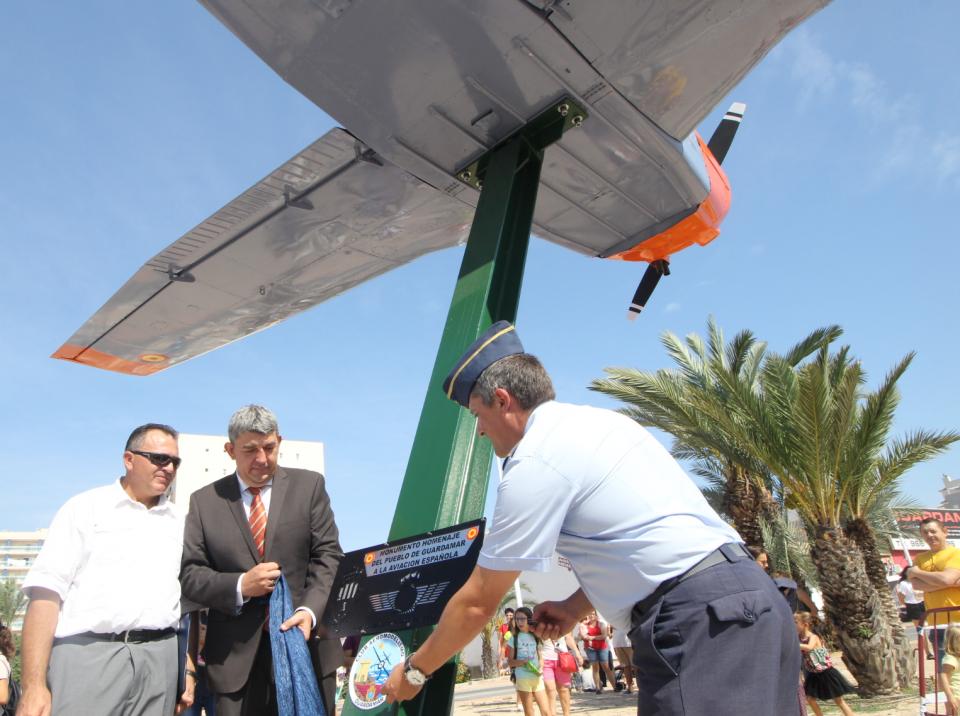 Guardamar homenajea a la Aviación Española 6