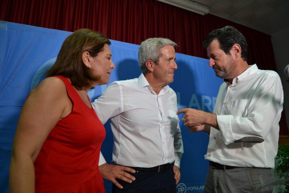 Bonig respalda a José Mª Pérez como candidato a la Alcaldía pilareña 6