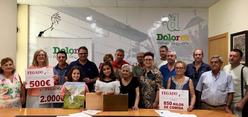 """2.000 euros se ha embolsado el ganador del concurso """"Caca de la Vaca"""" 6"""