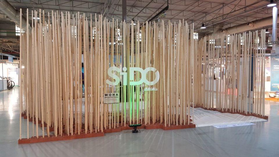Sido Madera presenta las últimas novedades en Firamaco 6