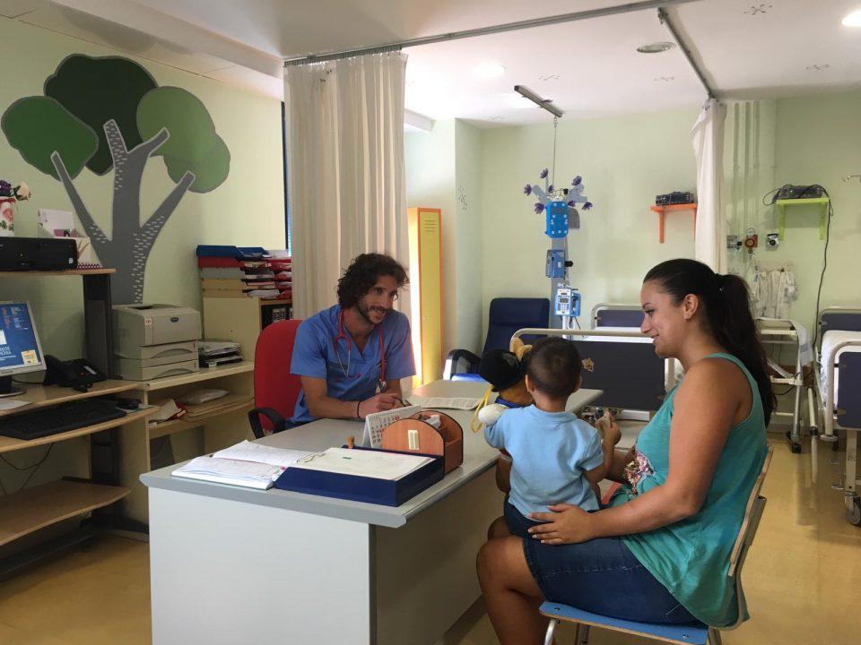 El Departamento de Salud de Orihuela crea un protocolo de atención a niños en su domicilio 6