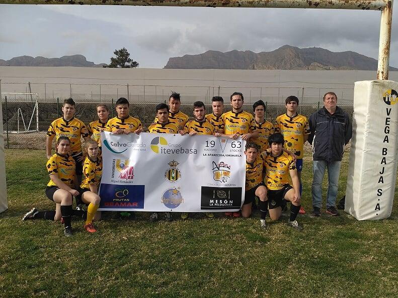La fiesta del Rugby llega a Orihuela 6