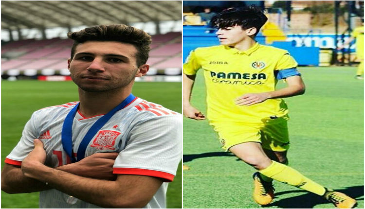 Aitor Gelardo y José David Menargues, convocados con la sub 17 6