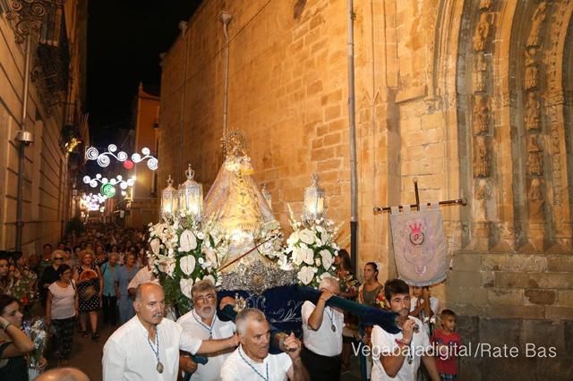 La procesión de la Patrona de Orihuela se celebrará el 16 de septiembre 6