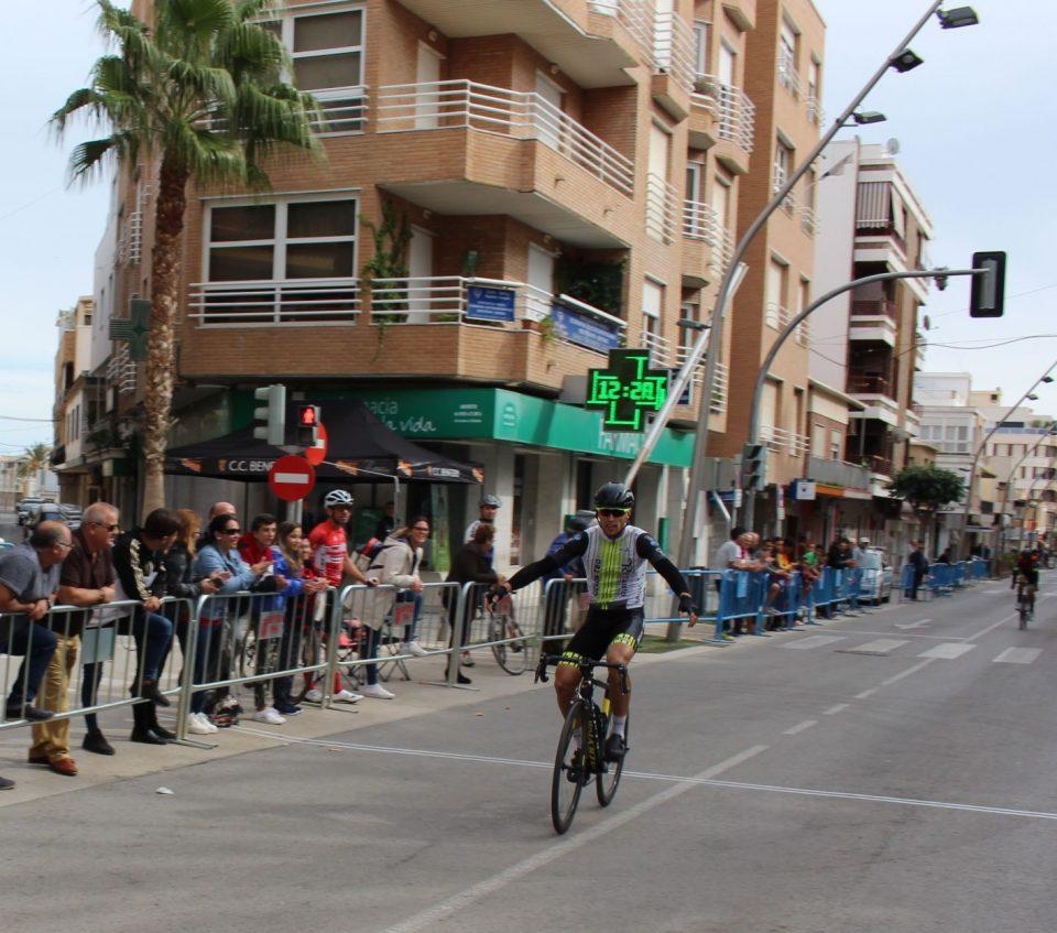 Un centenar de ciclistas pedalearon en el XXXVIII Trofeo Virgen del Pilar 6