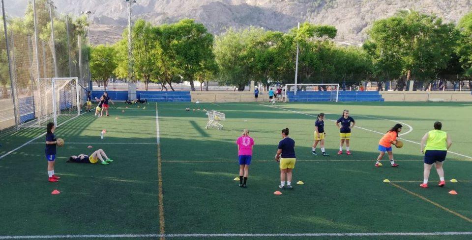 Comienza la temporada para el fútbol femenino en la Vega Baja 6