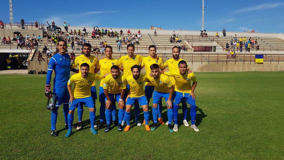 El Orihuela CF se reencuentra con la derrota 6