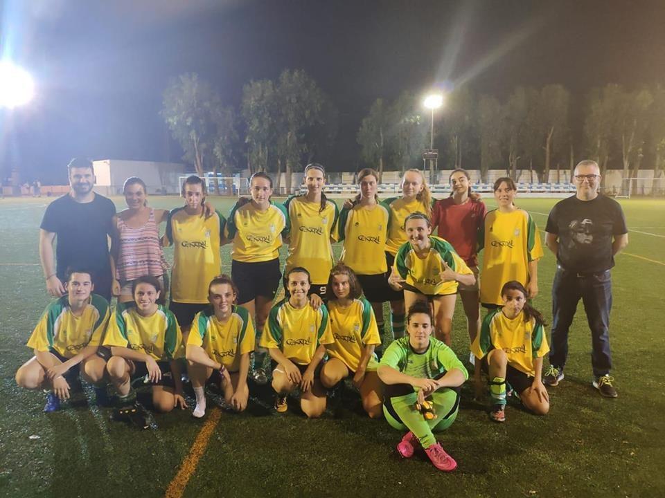 El fútbol femenino afronta la tercera jornada este fin de semana 6