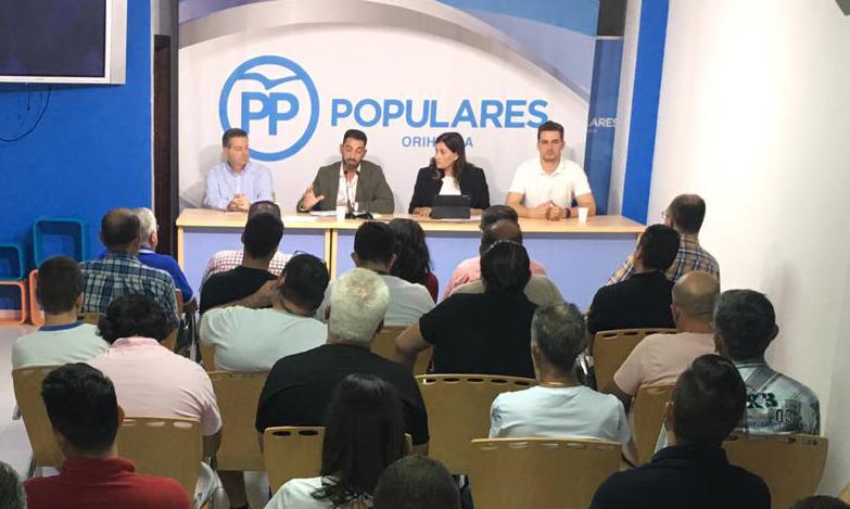 PP Orihuela ya tiene Comité Electoral para designar candidato a la alcaldía 6