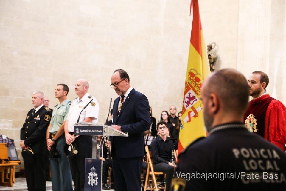 Bascuñana reivindica más atención a Orihuela en su discurso del 9 de octubre 6