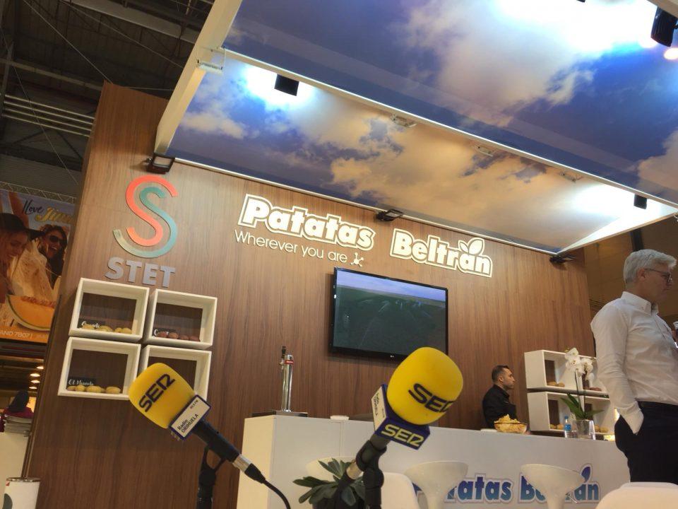 Las variedades de Patatas Beltrán expuestas al mundo en Fruit Attraction 6