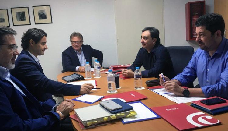 La Diputación apoya a Cámara Orihuela en sus reivindicaciones 6
