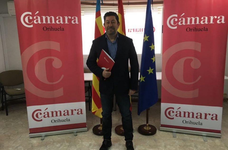Orihuela aprueba el pago de la deuda con la Cámara de Comercio 6