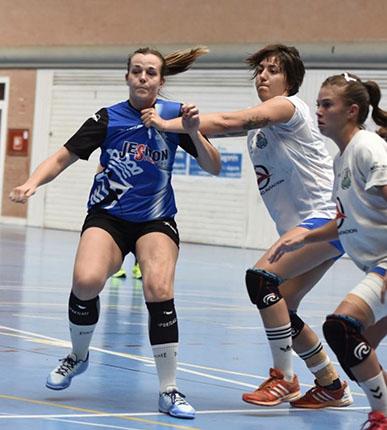 La oriolana Andrea Roda lista para la Copa de la Reina de Balonmano 6