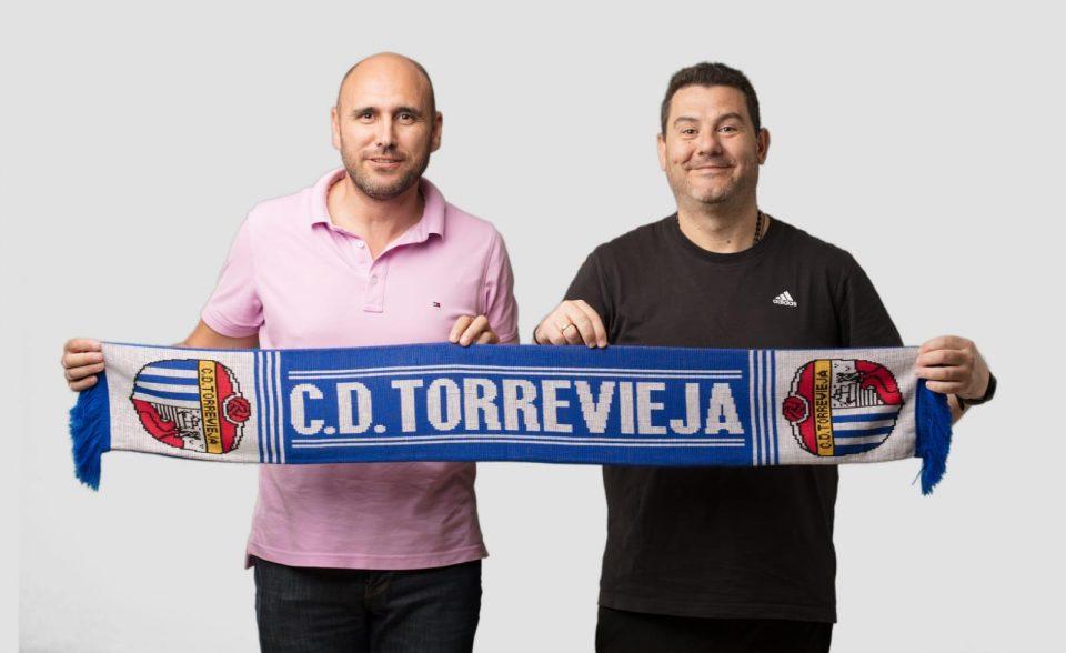 La noria del banquillo del CD Torrevieja 6