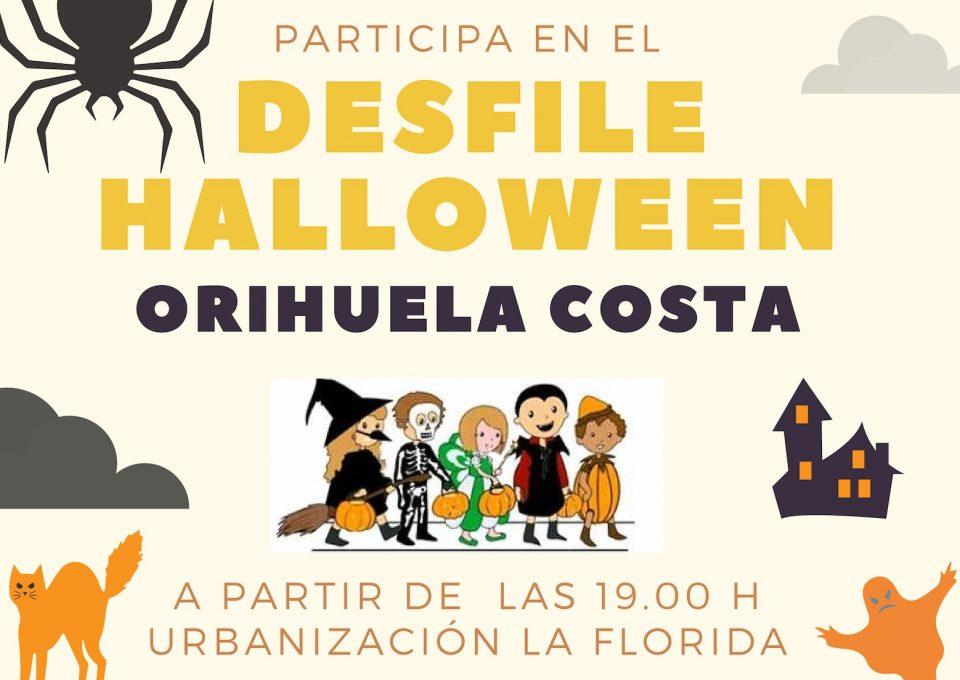 Orihuela Costa también celebrará Hallowen este miércoles 6
