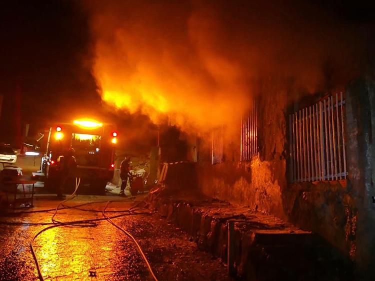 Un incendio obliga al desalojo de dos personas en Callosa de Segura 6