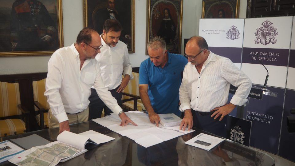 Orihuela destina 800.000 euros a algunas de sus pedanías 6